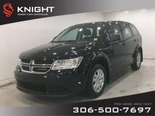 Used 2018 Dodge Journey Canada Value Pkg for sale in Regina, SK