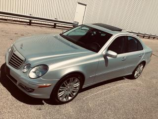 Used 2007 Mercedes-Benz E-Class E350 4MATIC Elegance Package for sale in Mississauga, ON