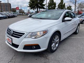 Used 2012 Volkswagen Passat CC Sportline for sale in Scarborough, ON