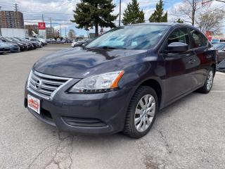 Used 2015 Nissan Sentra S for sale in Scarborough, ON