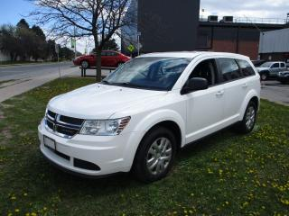 Used 2017 Dodge Journey Canada Value Pkg for sale in Toronto, ON