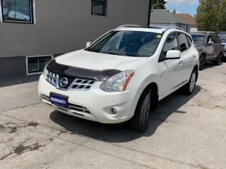 Used 2011 Nissan Rogue SL for sale in Scarborough, ON