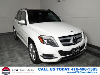 Used 2015 Mercedes-Benz GLK-Class GLK250 BlueTec 4Matic Nav Pano Cam BLIS Certified for sale in Toronto, ON