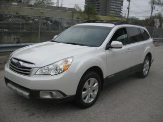 Used 2011 Subaru Outback 3.6R w/Limited Pkg for sale in Scarborough, ON