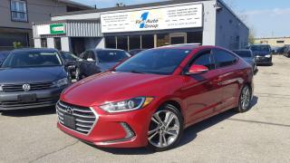 Used 2017 Hyundai Elantra GLS for sale in Etobicoke, ON
