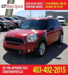 Used 2013 MINI Cooper Countryman S ALL4 AWD for sale in Calgary, AB