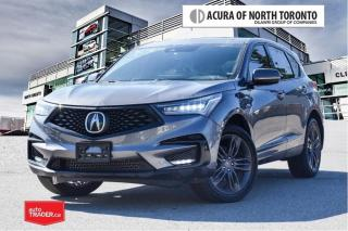Used 2019 Acura RDX A-Spec at No Accident| Remote Start|7Yrs Warranty for sale in Thornhill, ON