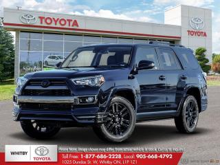 New 2020 Toyota 4RUNNER SR5/SR5 PREMIUM/V LH22 for sale in Whitby, ON