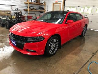 Used 2018 Dodge Charger AWD GT for sale in Kapuskasing, ON