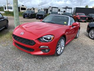 New 2019 Fiat 124 Spider Lusso for sale in Kapuskasing, ON