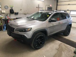 New 2020 Jeep Cherokee Trailhawk Elite for sale in Kapuskasing, ON