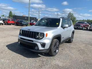 New 2019 Jeep Renegade High Altitude for sale in Kapuskasing, ON