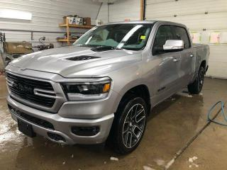 New 2020 RAM 1500 SPORT for sale in Kapuskasing, ON