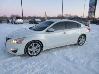 Used 2013 Nissan Altima LTHR/NAV/SUNROOF-LOADED for sale in Winnipeg, MB
