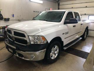 Used 2014 RAM 1500 Crew Cab SXT 4x4 for sale in Kapuskasing, ON