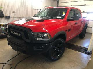 New 2020 RAM 1500 Classic Warlock for sale in Kapuskasing, ON