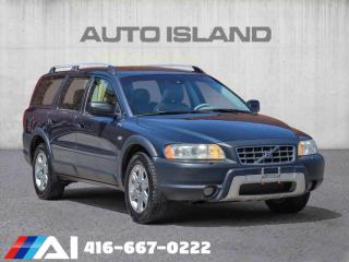 Used 2006 Volvo XC70 5dr Wgn 2.5L Turbo AWD for sale in North York, ON