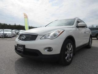 Used 2010 Infiniti EX35 AWD 4DR for sale in Newmarket, ON