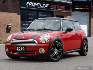 Used 2010 MINI Cooper Hardtop 2dr Cpe for sale in Scarborough, ON