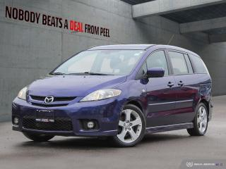 Used 2006 Mazda MAZDA5 5dr GS Auto for sale in Mississauga, ON