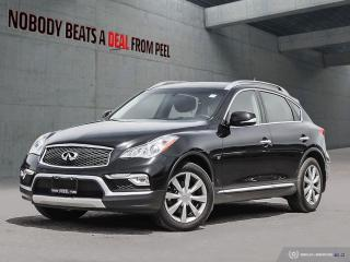 Used 2017 Infiniti QX50 AWD 4DR for sale in Mississauga, ON