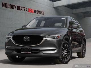 Used 2017 Mazda CX-5 AWD 4dr Auto GT for sale in Mississauga, ON