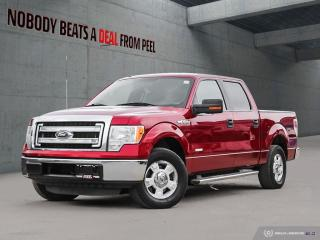 Used 2013 Ford F-150 2WD Supercrew 145  XLT for sale in Mississauga, ON