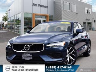 New 2019 Volvo S60 T6 Momentum for sale in North Vancouver, BC