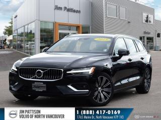 New 2019 Volvo V60 T6 Inscription for sale in North Vancouver, BC