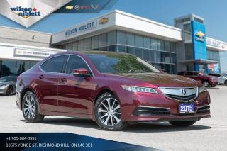 Used 2015 Acura TLX Tech for sale in Richmond Hill, ON