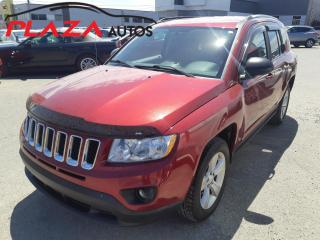 Used 2012 Jeep Compass 4WD 4dr NORTH EDITION for sale in Beauport, QC