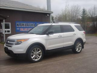 Used 2014 Ford Explorer XLT for sale in Fenelon Falls, ON