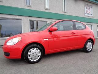 Used 2008 Hyundai Accent Hayon 3 portes, boîte automatique, L for sale in St-Jérôme, QC