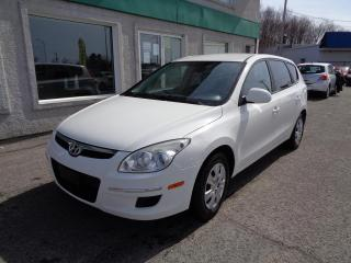 Used 2011 Hyundai Elantra Touring GL familiale man. 4 portes for sale in St-Jérôme, QC