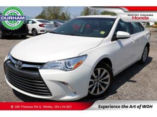 Used 2015 Toyota Camry XLE for sale in Whitby, ON