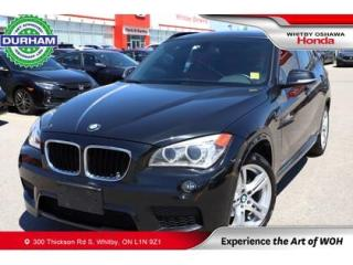 Used 2015 BMW X1 AWD 4dr xDrive28i for sale in Whitby, ON