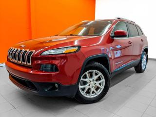 Used 2014 Jeep Cherokee NORTH 4X4 NAVIGATION ÉCRAN 8.4 *BAS KILOMÉTRAGE* for sale in Mirabel, QC