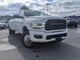Used 2019 RAM 3500 Laramie Backup / Dually / Best in Class Towing for sale in Surrey, BC