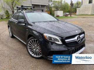 Used 2018 Mercedes-Benz GLA AMG GLA 45 | Moonroof | Heated Seats | Navigation for sale in Edmonton, AB