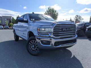 Used 2019 RAM 3500 Laramie Longhorn Loaded / Aisin Transmission / Level Group for sale in Surrey, BC