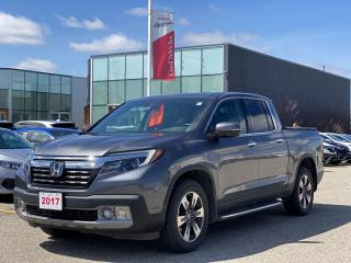 Used 2017 Honda Ridgeline Sold Pending Customer Delivery! Accident Free, One Owner Ridgeline Touring! Certified Powertrain War for sale in Waterloo, ON