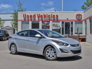 Used 2016 Hyundai Elantra GL 4 DR SEDAN | HEATED SEATS & MORE for sale in North York, ON