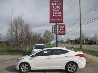 Used 2013 Hyundai Elantra GLS for sale in Waterloo, ON