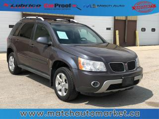 Used 2007 Pontiac Torrent for sale in Winnipeg, MB