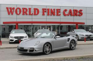 Used 2008 Porsche 911 Turbo | 470 HP! | *6-Speed* | AWD for sale in Etobicoke, ON