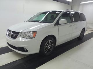 Used 2016 Dodge Grand Caravan SXT Premium Plus for sale in Waterloo, ON