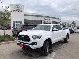 Used 2017 Toyota Tacoma SR5 V6 - NO ACCIDENTS - BACKUP CAMERA for sale in Stouffville, ON