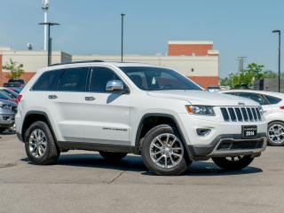 Used 2014 Jeep Grand Cherokee Limited LIMITED for sale in Hamilton, ON