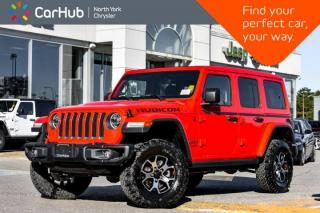 New 2020 Jeep Wrangler Unlimited RUBICON 4x4.Skyroof.ALPINE Sound.Backup Cam.Blind Spot. for sale in Thornhill, ON