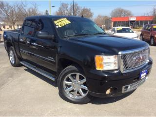 Used 2013 GMC Sierra 1500 Denali for sale in Sarnia, ON
